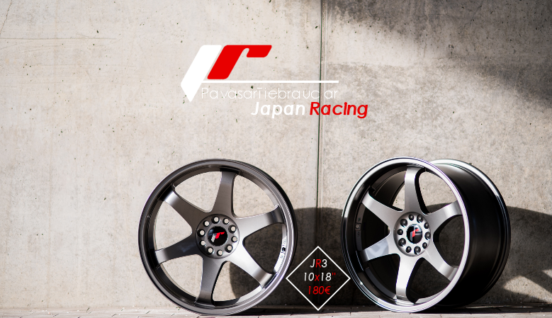 Japan racing JR3 stance lowlife slammed hellaflush wide airlift fitment